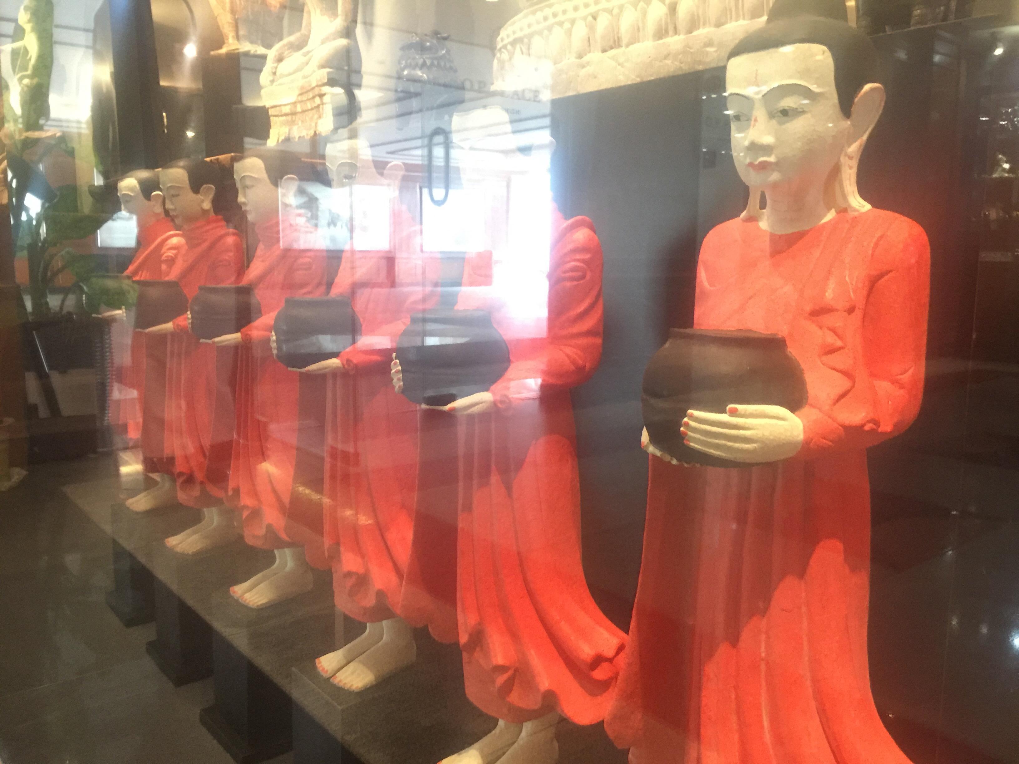 タイ・バンコク滞在② 茶会イベントの準備がスタート、さて宋胡録(すんころく)とは?