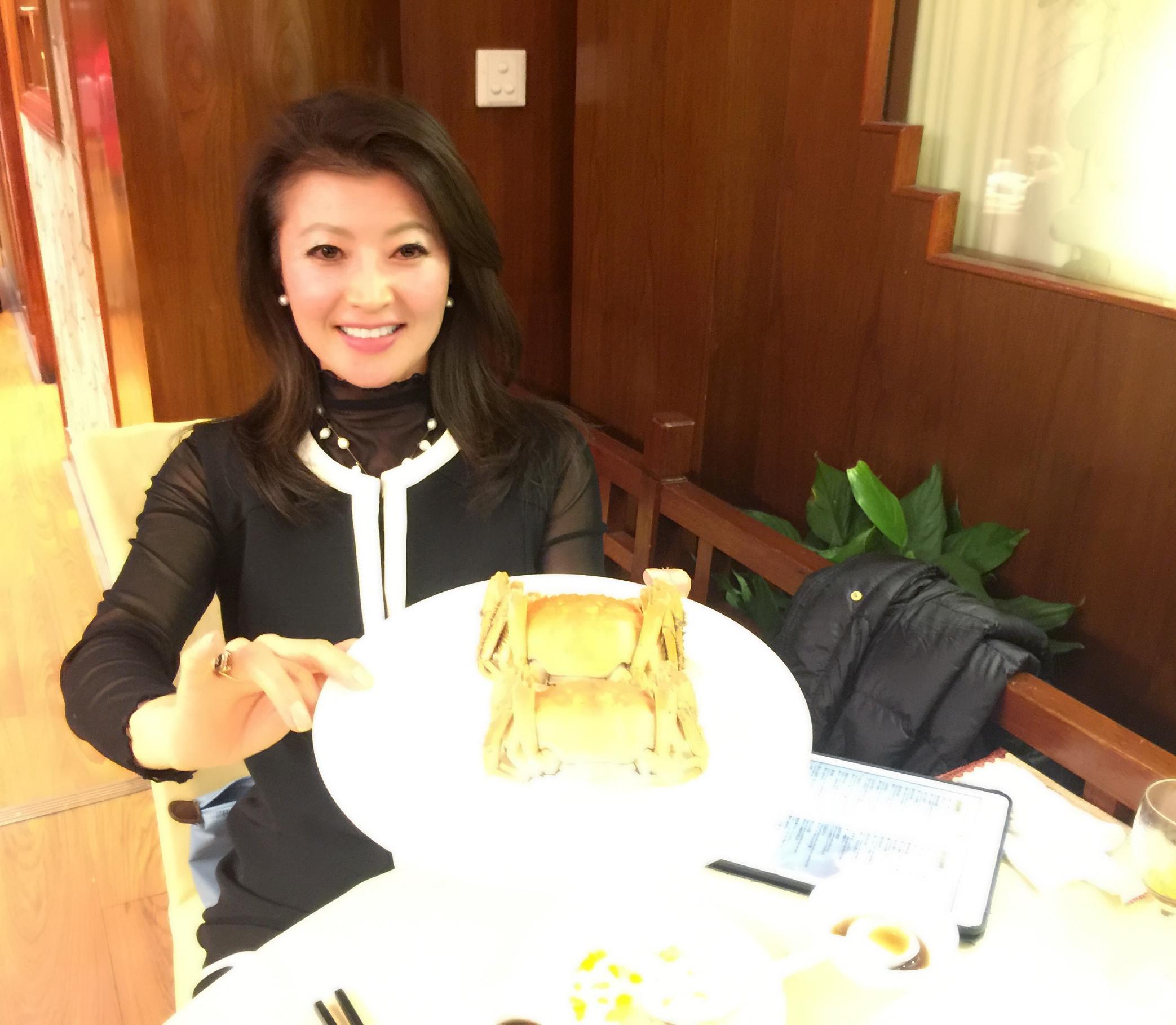 上海トリップ ② 浦東新区のスイートルーム・上海蟹全席・シェアリングエコノミー